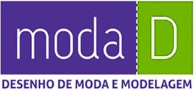 Moda D: Curso de Corte e Costura, Modelagem, Croquis de Moda e Muito Mais!